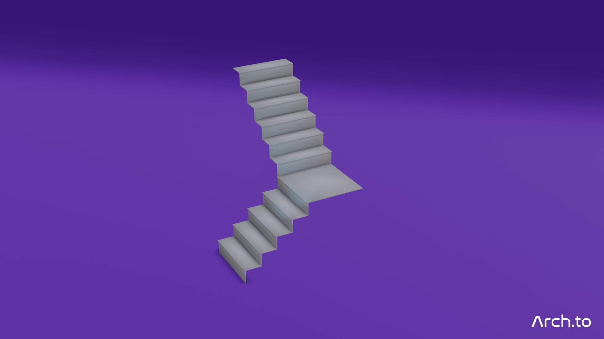 Staircase Generator hero