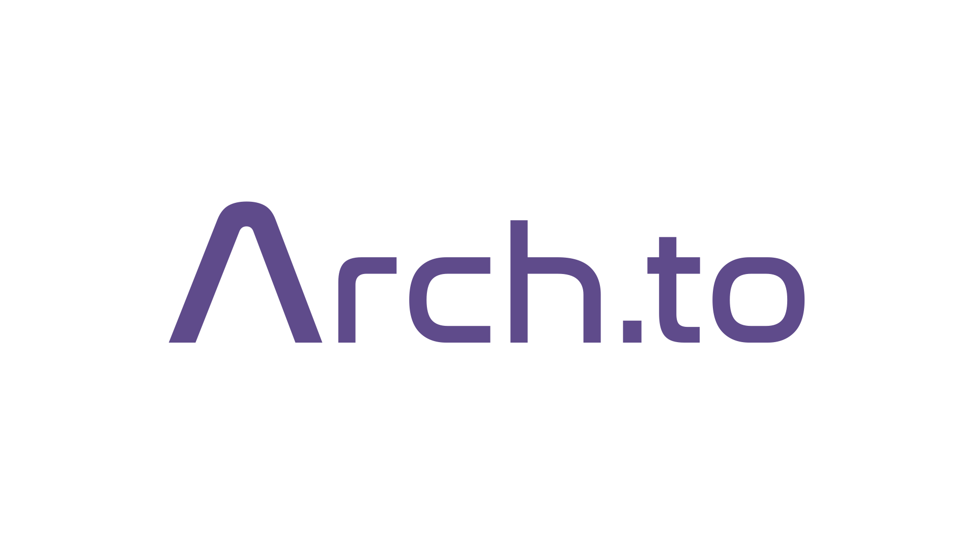 Arch.to logo