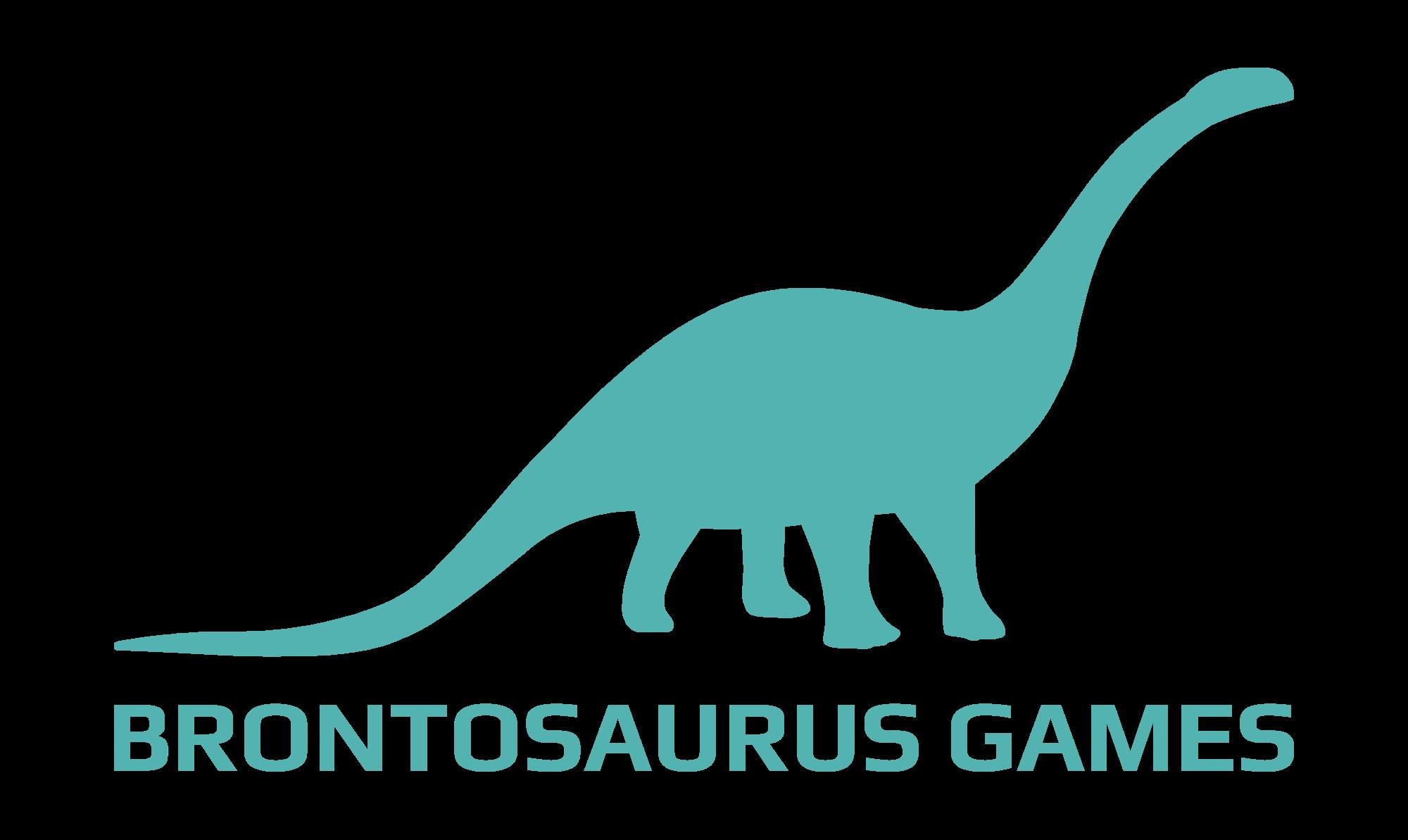Brontosaurus Games logo